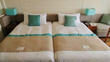 ANAインターコンチネンタル万座ビーチリゾート 宿泊記2 クラブインターコンチネンタル・ビーチビュールーム