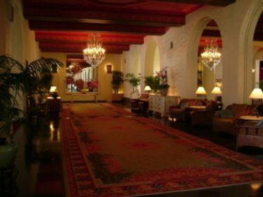 ロイヤル ハワイアン ホテル(The Royal Hawaiian)スイート宿泊記その3 パブリックスペース   [ハワイ ワイキキ 2003年]