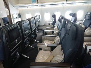キャセイパシフィック航空 CX676 プレミアムエコノミークラス テルアビブ>香港(イスラエル・パレスチナ旅行2019 その23)