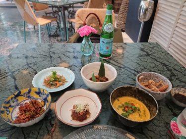 シンガポールのミシュラン一ツ星プラナカン料理レストラン「Candlenut(キャンドルナッツ)」