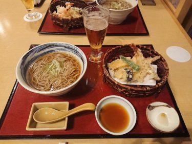 ANAインターコンチネンタル万座ビーチリゾート 宿泊記5 日本料理雲海でカクテルタイム後の軽食