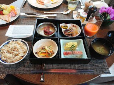 ANAインターコンチネンタル万座ビーチリゾート 宿泊記6 クラブインターコンチネンタルの朝食