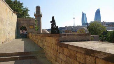 【世界遺産】城壁都市バクー旧市街とシルヴァンシャー宮殿、そしてザハ ハディド建築(ジョージア・アゼルバイジャン旅行2019 その16)
