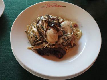 大船渡・盛のイタリアンレストラン「ポルコロッソ」(三陸縦貫旅行2019春)