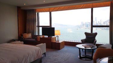 香港に来ています