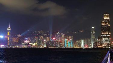 ケリーホテル香港 THE CLUBのカクテルタイムとホテルからの夜景(香港旅行2019年秋 その5)