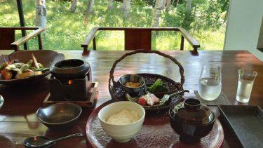 坐忘林 宿泊記6 朝食&チェックアウト(日本人が旅する夏のニセコ2019 その9)