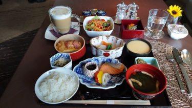【2019年8月】ANAインターコンチネンタル東京 クラブインターコンチネンタルラウンジの朝食