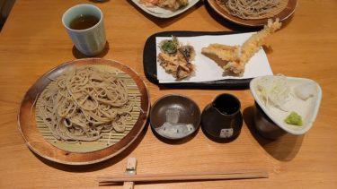 神楽坂 蕎楽亭のランチ