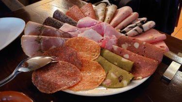山形 イル コテキーノ 自家製ハムやソーセージのレストラン(宮城・山形旅行2019春 その6)
