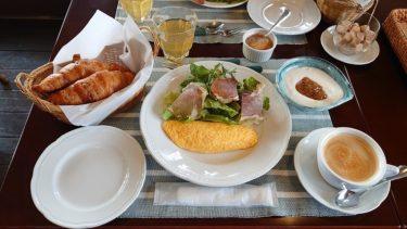 小布施の宿「ヴァンヴェール」 宿泊記&フランス料理の夕食と朝食(軽井沢・小布施旅行2020 その6)