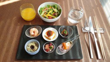 インターコンチネンタル横浜 Pier8 宿泊記5 「鮨処かたばみ」とRooftop1859の夜景、そして朝食