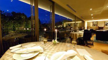 ザ・ひらまつホテルズ&リゾーツ箱根・仙石原 宿泊記4 イタリアンの夕食と和朝食
