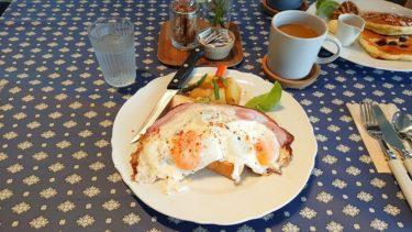 軽井沢・御代田町 キャボットコーヴ MUSEUM TERRACEの朝食