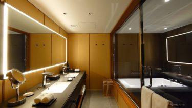 ザ・ひらまつ京都 宿泊記2 デラックスプレミアルームの部屋(THE HIRAMATSU京都)