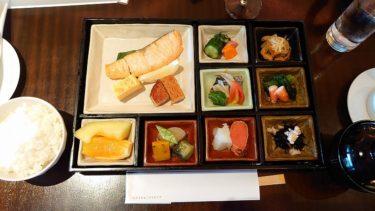 グランドハイアット東京 クラブツイン宿泊記4 「フレンチキッチン」の和朝食と「六緑」の寿司ランチ