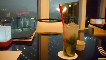 スカイラウンジ サッポロビュー(ANAクラウンプラザホテル札幌)