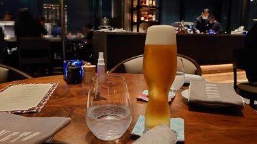 フォーシーズンズホテル東京大手町 宿泊記3 イタリアン「ピニェート(PIGNETO)」でフリーフロープラン