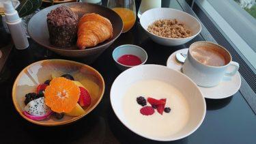 フォーシーズンズホテル東京大手町 宿泊記4 「ピニェート(PIGNETO)」の朝食