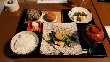 Go To Eatで神楽坂を食べ歩き その1 ランチ「しんうち」「サクレフルール」「神楽坂和らく」