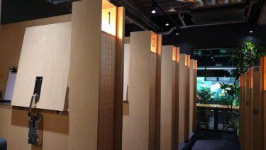 【Think Lab】スターバックス コーヒー CIRCLES 銀座店のソロワーキングスペースでテレワーク