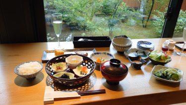 遠刈田温泉 オーベルジュ別邸 山風木 宿泊記3 夕食と朝食 2020年8月末