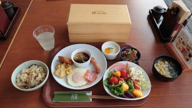 JR九州ホテルブラッサム大分 充実の朝食と鉄道神社