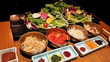 韓国料理「サムギョプサルと野菜 いふう」 銀座マロニエゲート1店の食べ放題に行ってきた