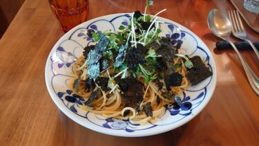 【那須】和風スパゲティ食堂 つるこキッチンのランチ