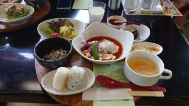 【道の駅】「那須の食レストラン なすとらん」の那須の内弁当(なすべん)ランチ