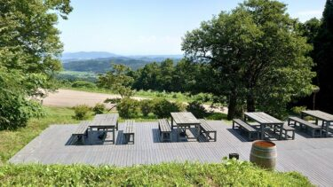 富山氷見 セイズファームでワインを購入(能登・富山旅行2021夏 その6)