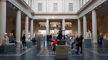 メトロポリタン美術館(ニューヨーク弾丸旅行2020年2月 その7)