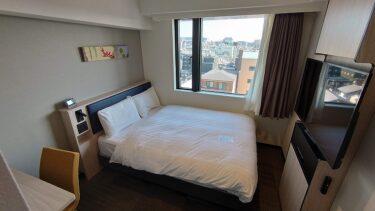 コンフォートホテル京都堀川五条 宿泊記(お部屋と朝食)
